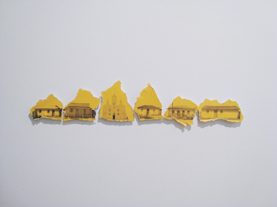 """""""Proximidades"""", from the series """"Casa Pré-fabricada"""""""