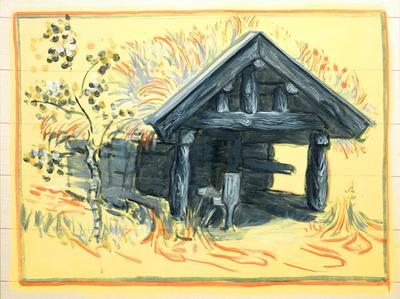 Flax Kiln (Linbastu)