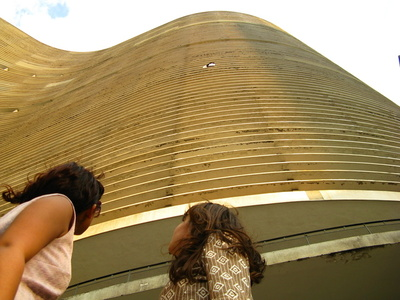 Scaling COPAN 1 (from the ground)