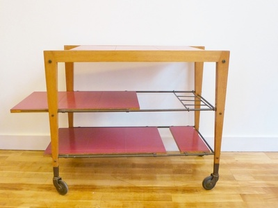Trolley Table, by Maxime Old