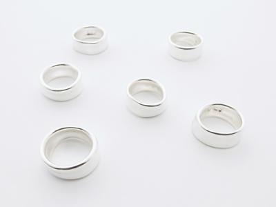 Soft tubing ring