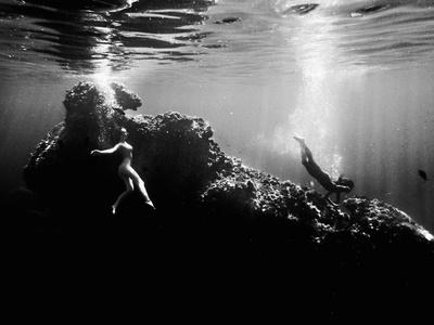 Underwaterwold II, Deia
