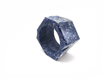 Lapis bracelet I