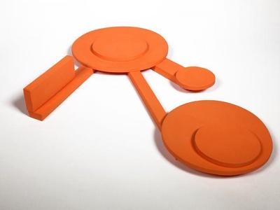 Orange Disks & Bars