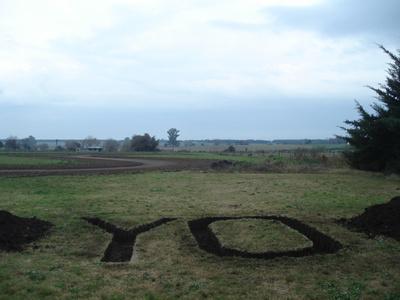 """""""Monumento introspectivo"""" proyecto excavación #1"""
