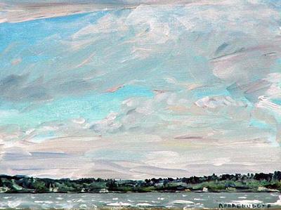 Christopher Lake Whitecap