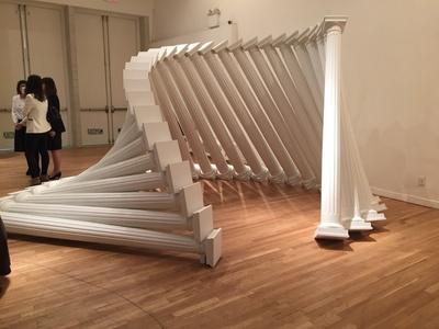 Sienna Patti Contemporary at PULSE New York 2015
