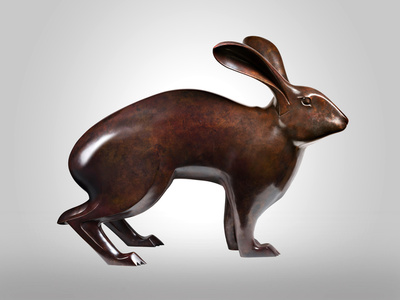 Grand Belgian Hare