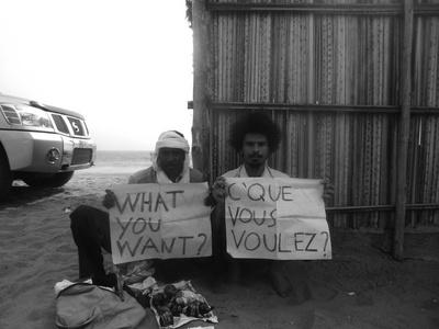 C'que vous voulez?, do projeto Cadernos de África