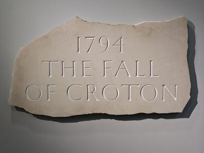 1794 The Fall of Croton