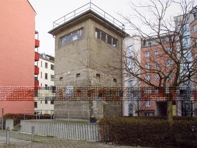 Former Guard Tower, Kieler Strasse