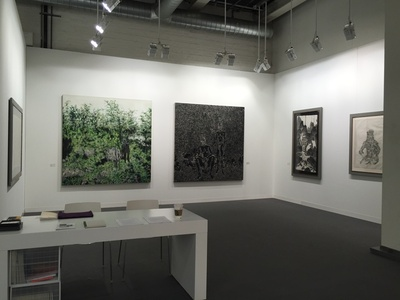 Aye Gallery at Art Basel 2015