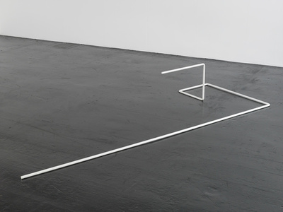 Raumplastik Weiss 1975/19