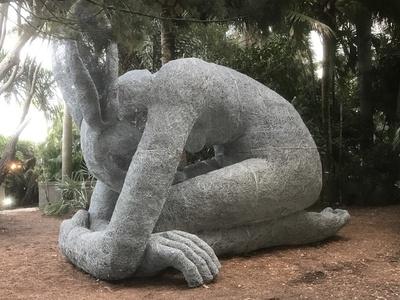 'RISING': The Mystical World of Sophie Ryder | Ann Norton Sculpture Gardens