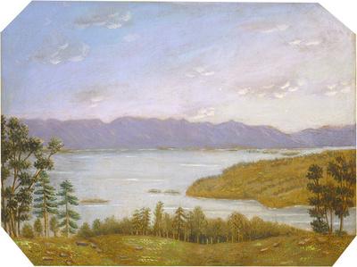 Leverett Pond