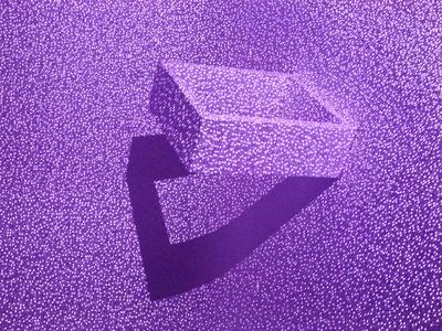 Untitled (Visual Pyramid after Alberti)