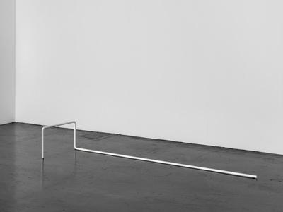 Raumplastik Weiss 1975/21
