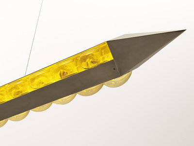 Torpedo Chandelier