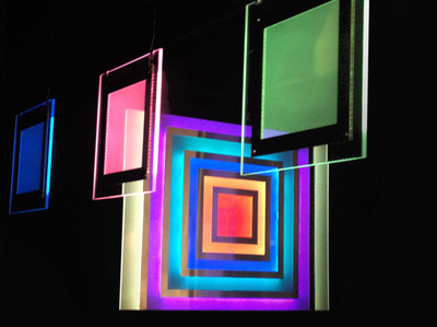 Electronic Led Acrylic Tableaux