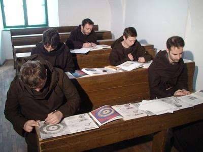 Untitled (Monks)