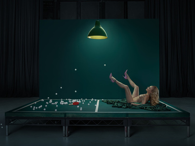 Mouse, Ping Pong Girl
