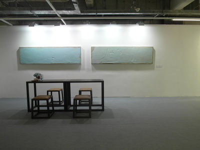 Tina Keng Gallery at ART021 Shanghai Contemporary Art Fair