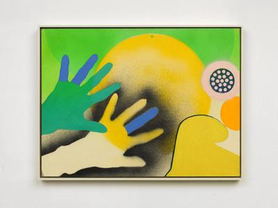 Hands in the Moon