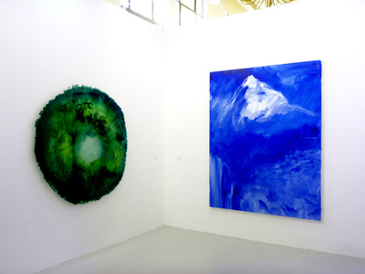 Galerie nächst St. Stephan Rosemarie Schwarzwälder at ART021 Shanghai Contemporary Art Fair 2016