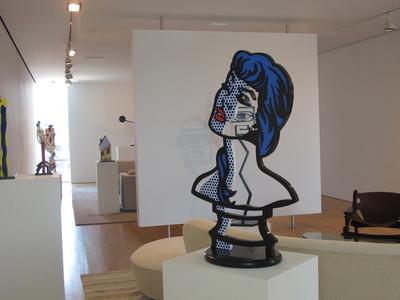 Roy Lichtenstein: Intimate Sculptures