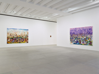 Ali Banisadr: AT ONCE