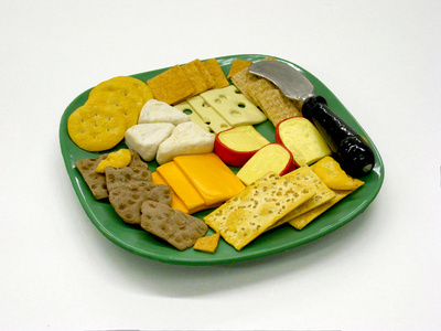 Cheese 'n' Crackers