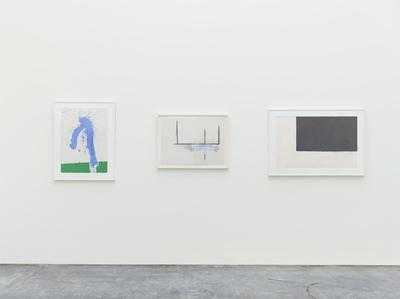 Robert Motherwell: Works on Paper, 1951 - 1991