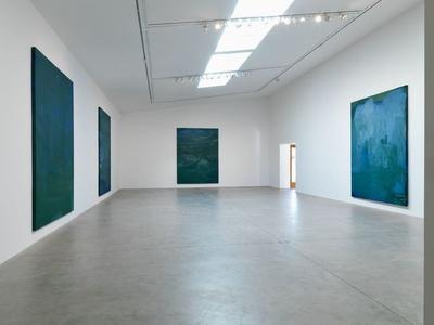 Rita Ackermann. Turning Air Blue