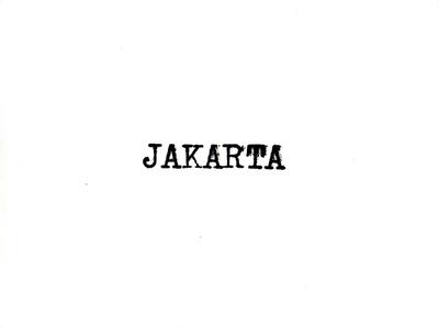 Ginzburg á Jakarta