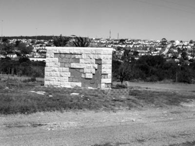 Nolukhanyo Township Entrance