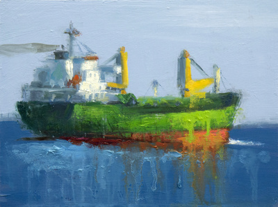 Melting Ship (Near the Equator)