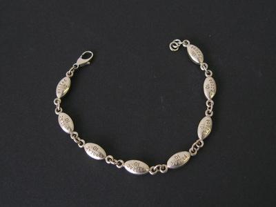Untitled (8 Prozac bracelet)