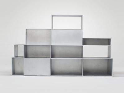Fifty/50 Floor Shelf