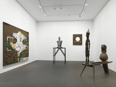 Julian Schnabel Sculptures & Tarps