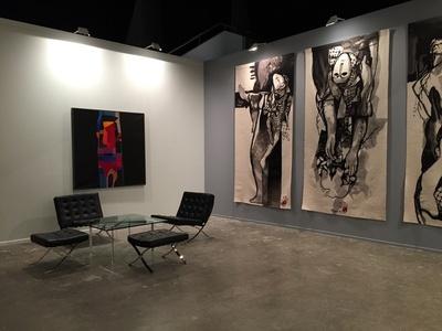 Meem Gallery at Art Dubai 2017