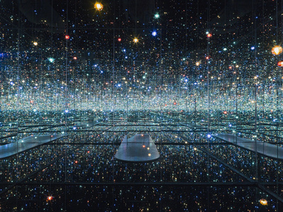 Infinity Mirrored Room - The Souls of Millions of Light Years Away