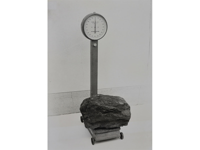 0 Weight-scale and a Stone