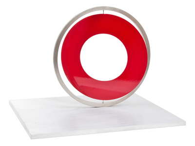 Open Disc in Circle