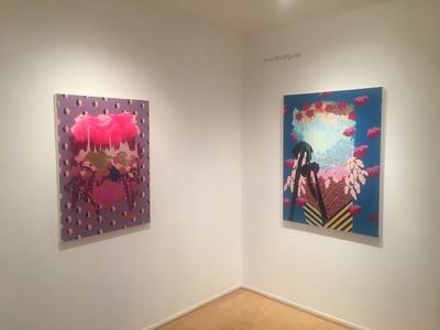 Ana Rodriguez : Floral Interiors