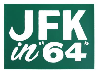 """JFK in """"64"""