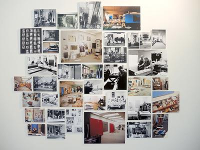 Motherwell: In the Studio