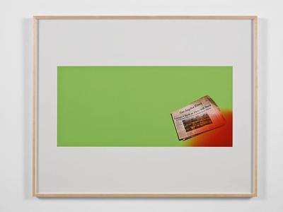 Untitled Green Screen Memory (Fires Still Rage)