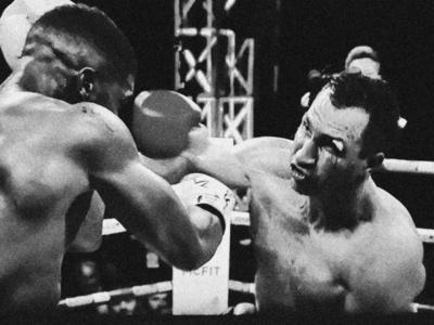 Round 7, Anthony Joshua vs Wladimir Klitschko, Wembley Arena