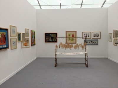 Baró Galeria at Frieze New York 2016