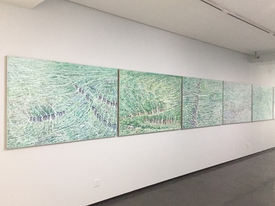Rift-Xue Jun's Paintings